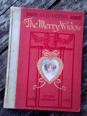 Merry Widow Anniversary